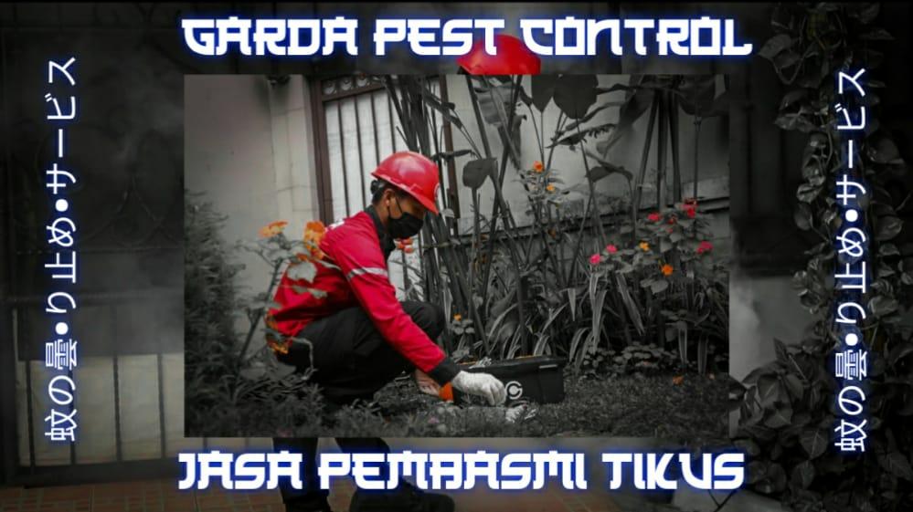 Pengusir Tikus di Bandung