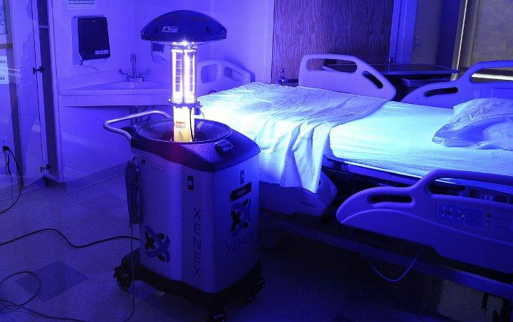 Lampu UVC Sterillizer Bisa Mambunuh Virus Covid 19