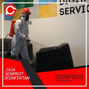 Jasa Disinfektan Covid di Surakarta