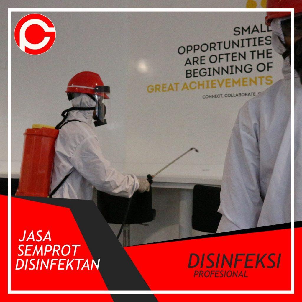 Jasa Fogging Disinfektan Jakarta