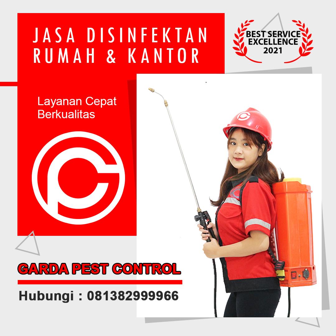 Jasa Disinfektan Harga di Jatinegara Jakarta