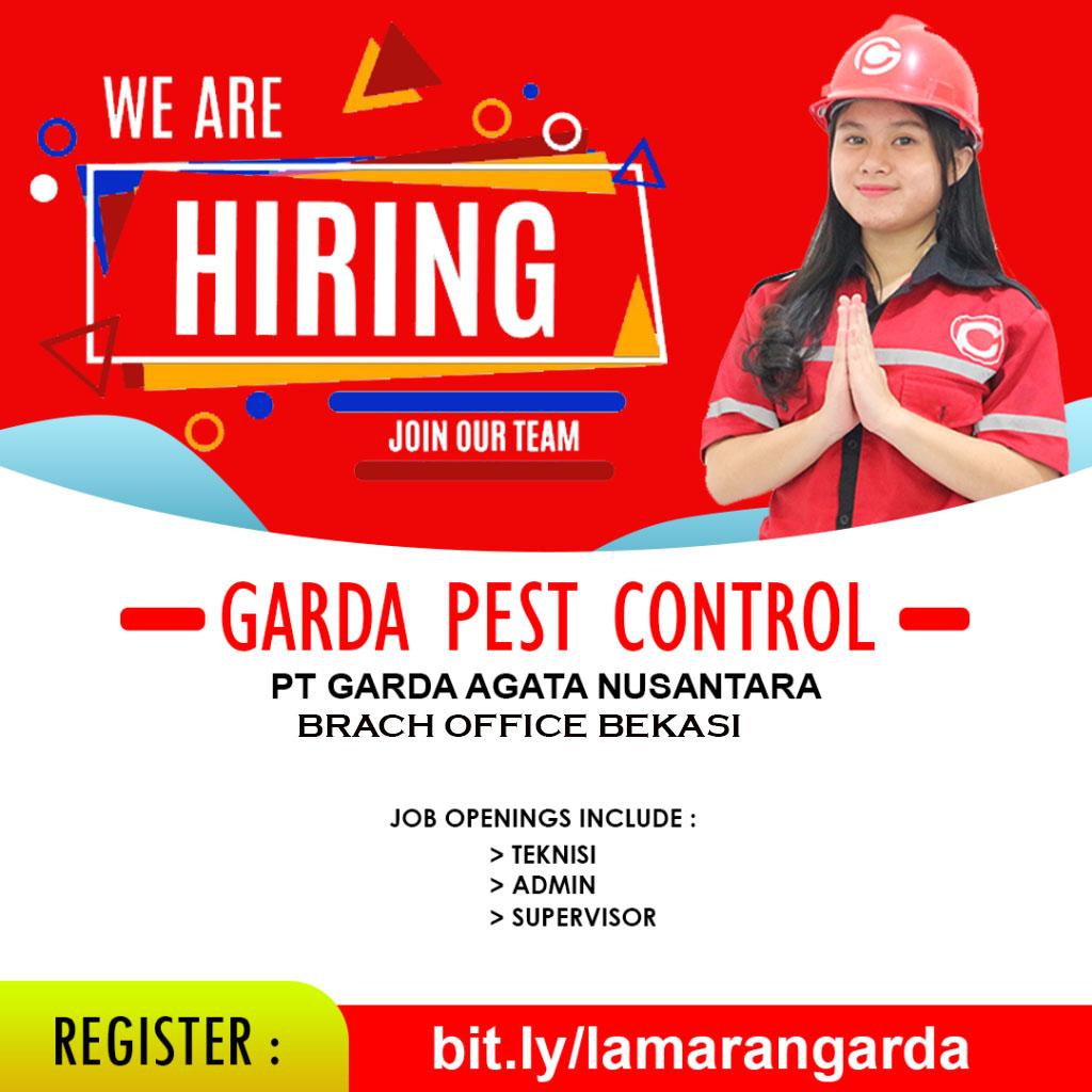 Garda Pest Control Indonesia